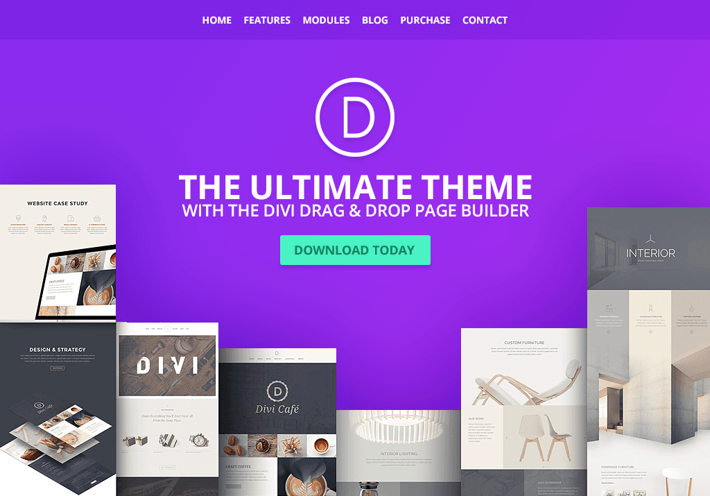How to Make a WordPress Website With Divi Theme 2019